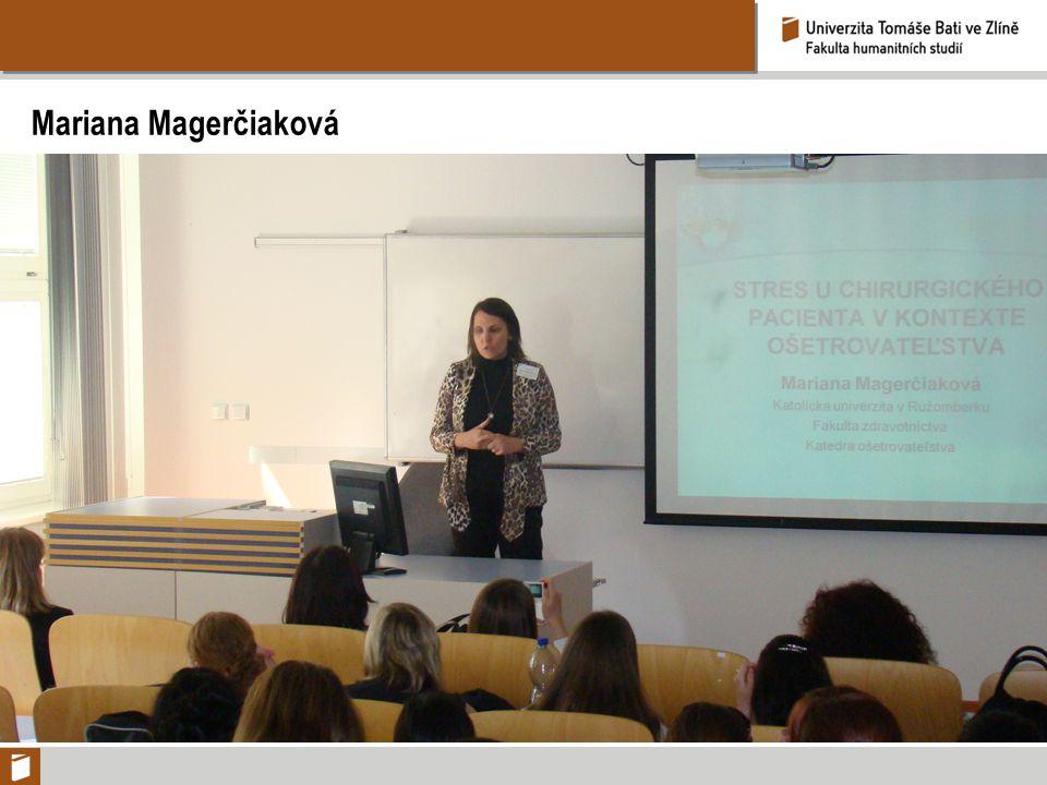 Mariana Magerčiaková