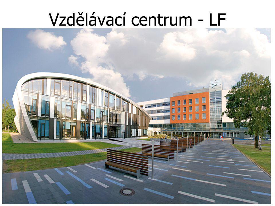 Vzdělávací centrum - LF