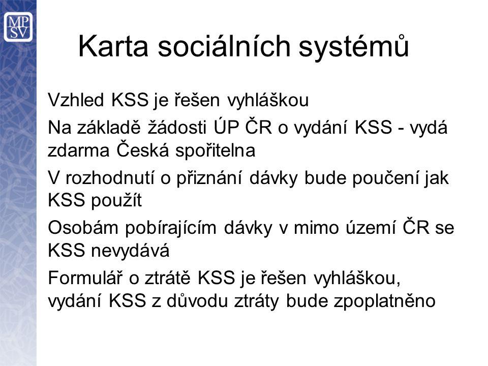 Karta sociálních systémů