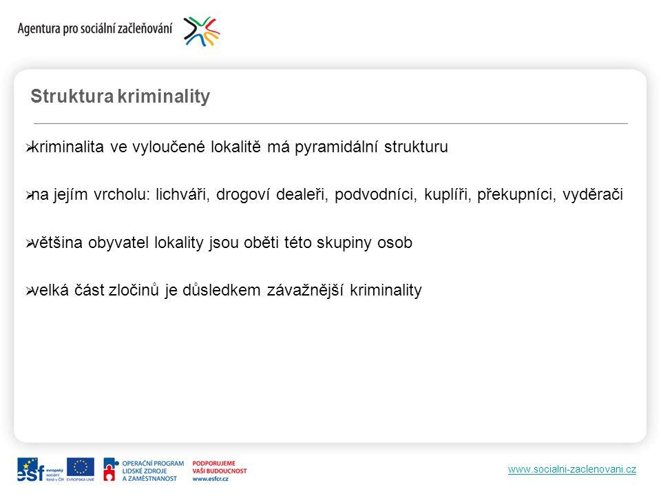 Struktura kriminality