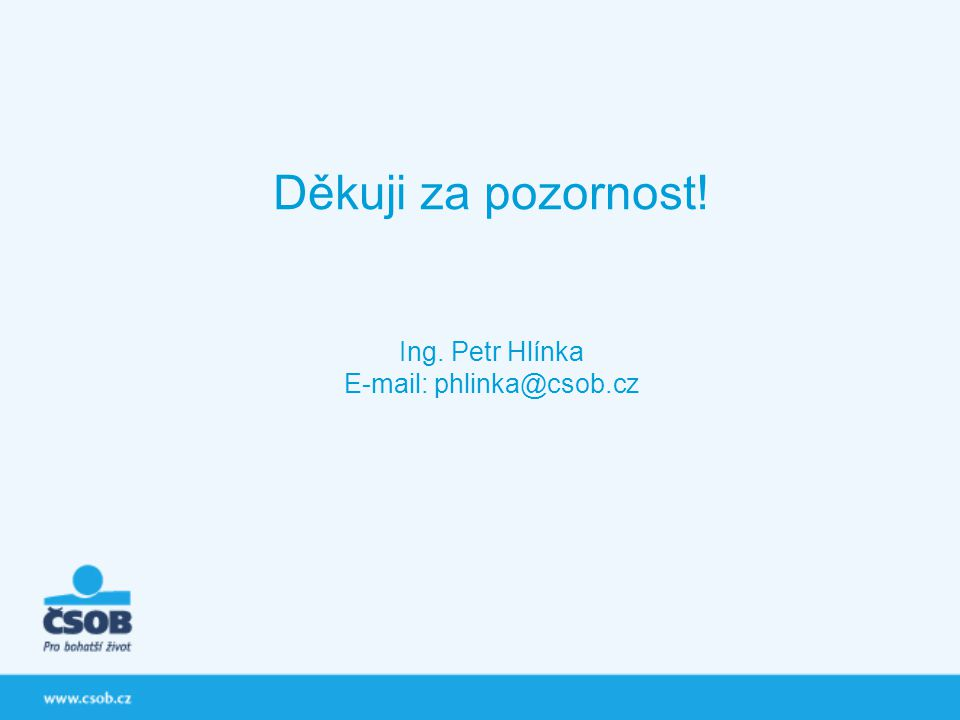 E-mail: phlinka@csob.cz