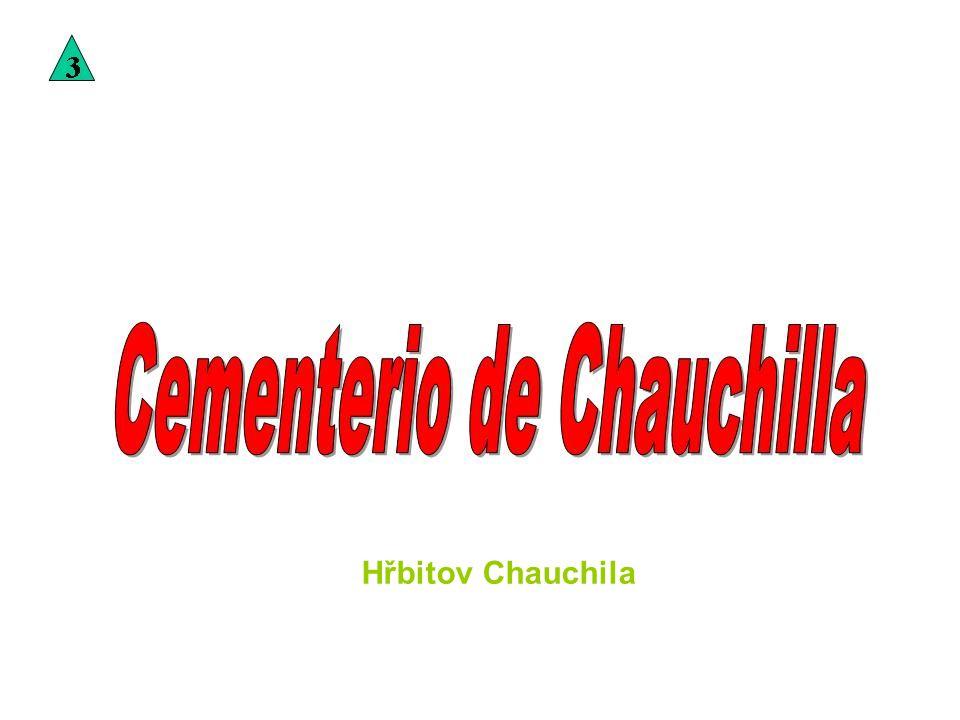 Hřbitov Chauchila