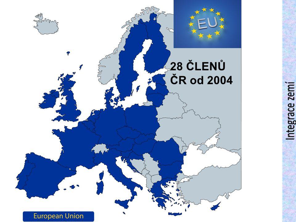 28 ČLENŮ ČR od 2004