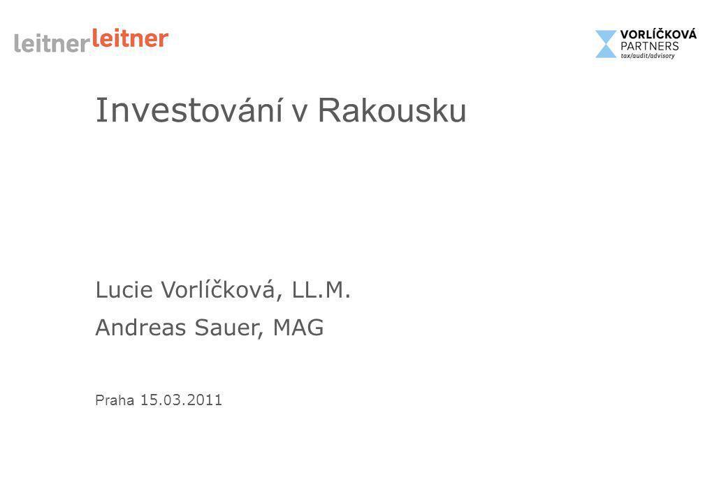 Investování v Rakousku