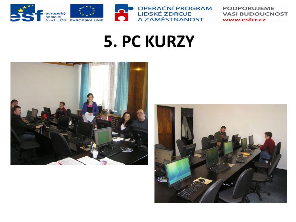 5. PC KURZY