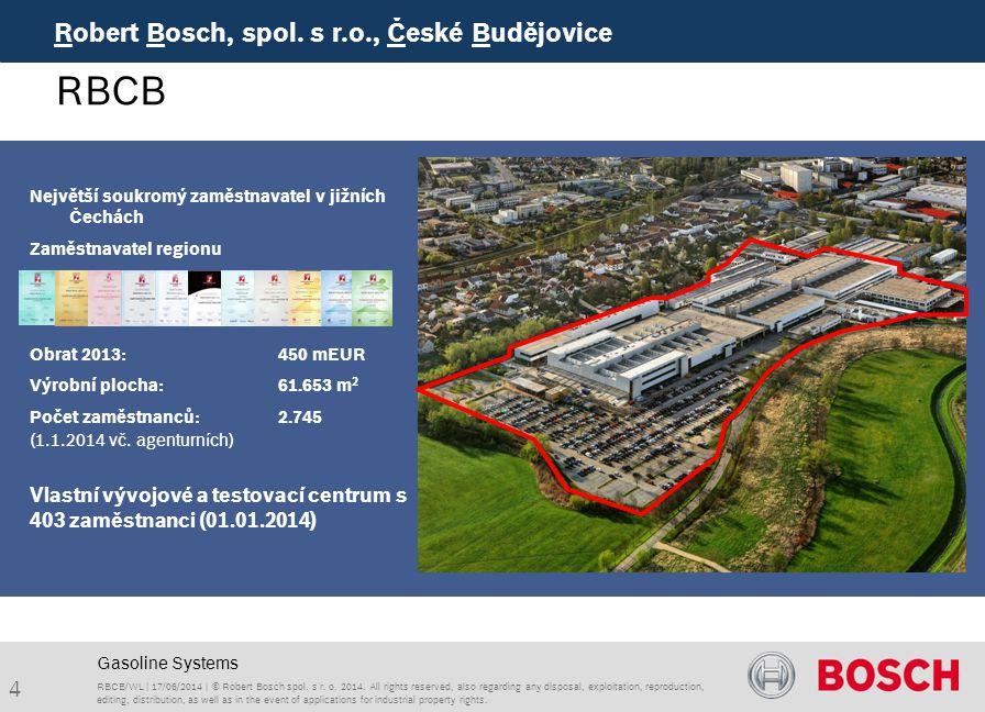 RBCB Robert Bosch, spol. s r.o., České Budějovice