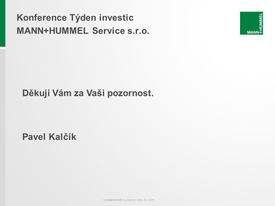 Konference Týden investic