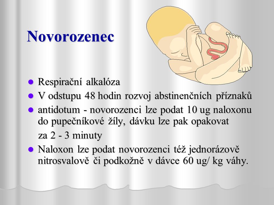 Novorozenec Respirační alkalóza