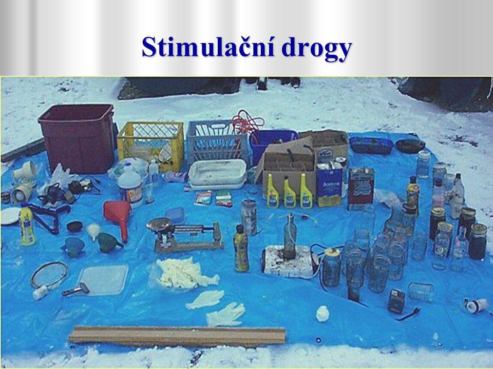 Stimulační drogy