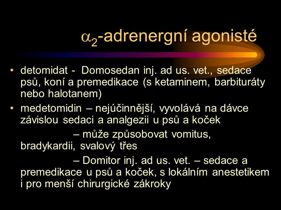 2-adrenergní agonisté