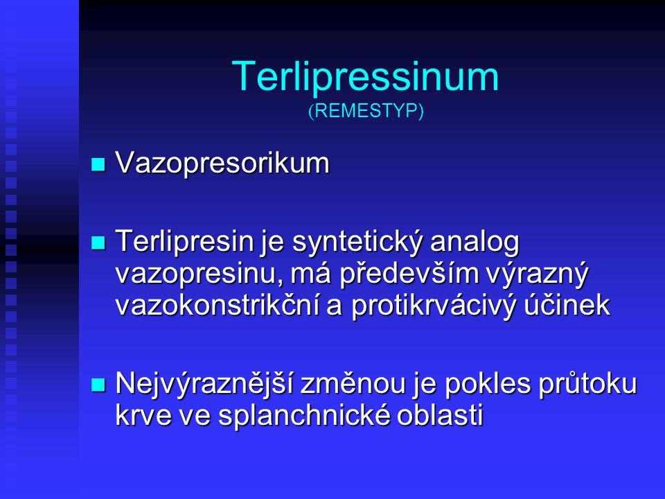 Terlipressinum (REMESTYP)