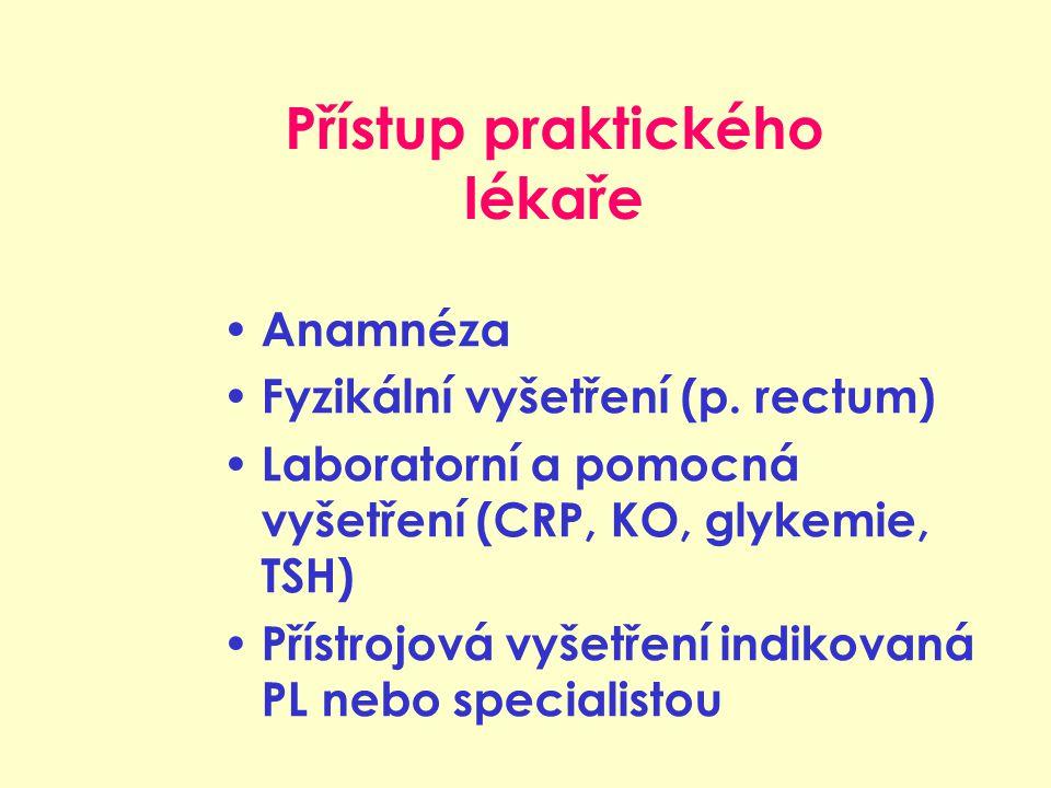 Přístup praktického lékaře