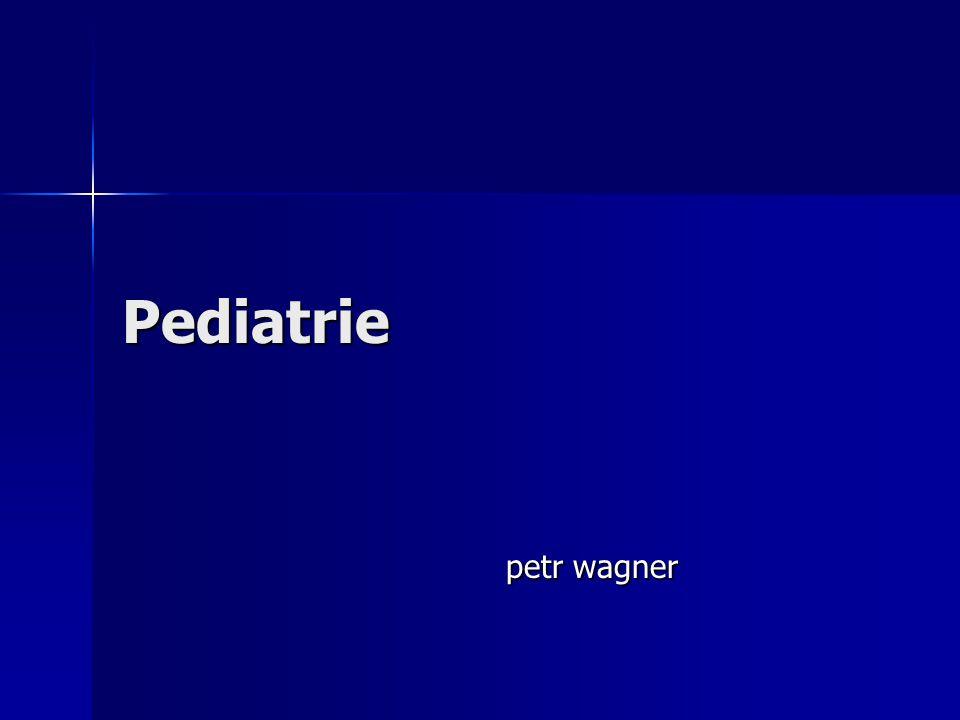 Pediatrie petr wagner