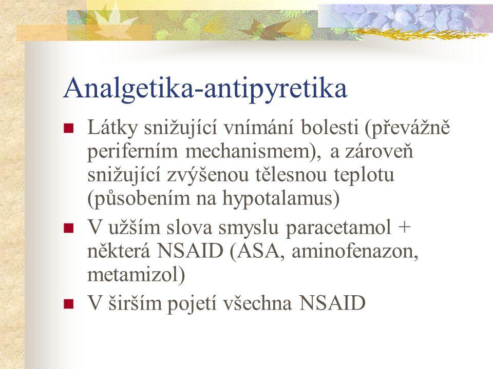 Analgetika-antipyretika