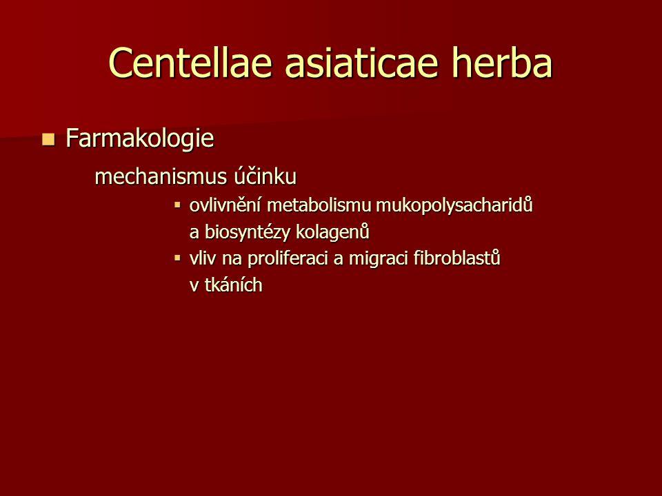 Centellae asiaticae herba