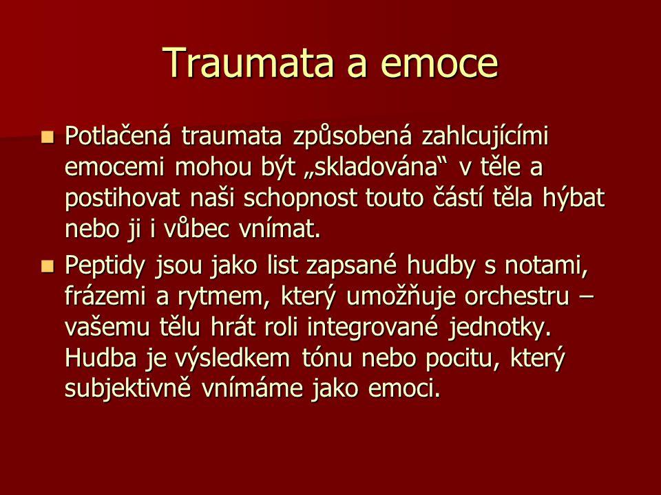 Traumata a emoce