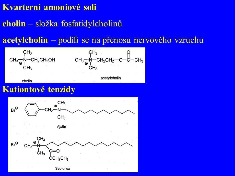 Kvarterní amoniové soli