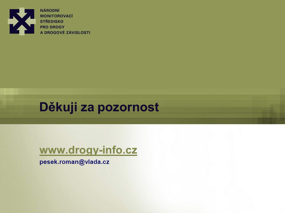 www.drogy-info.cz pesek.roman@vlada.cz