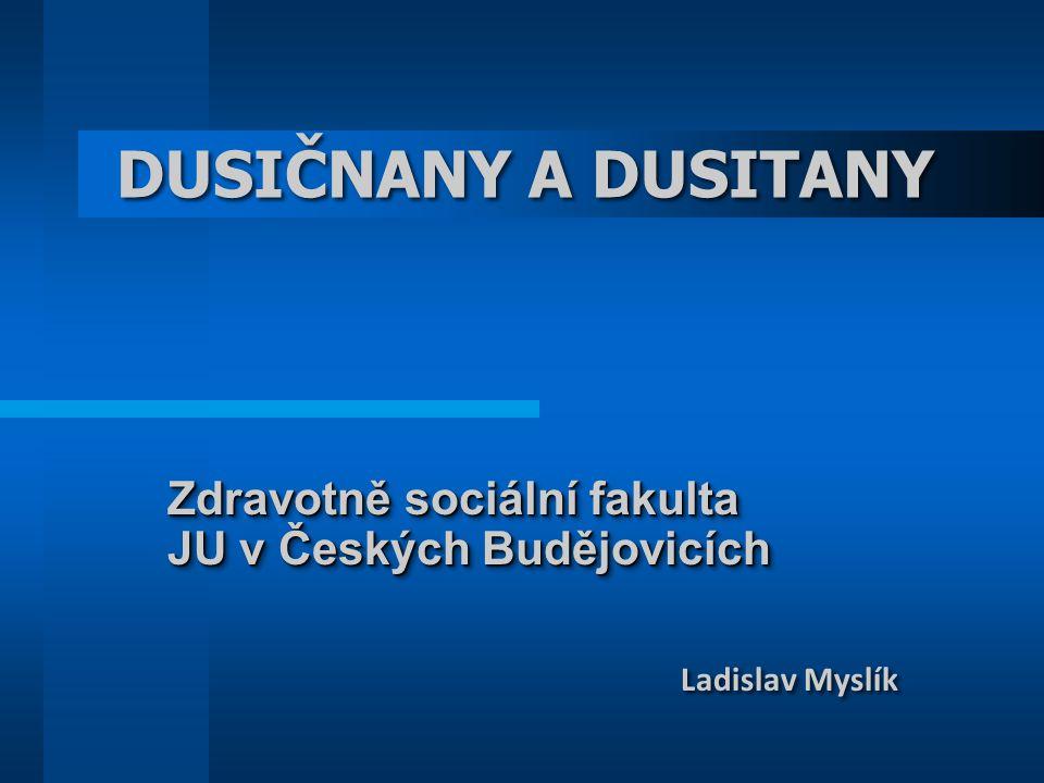 Zdravotně sociální fakulta JU v Českých Budějovicích