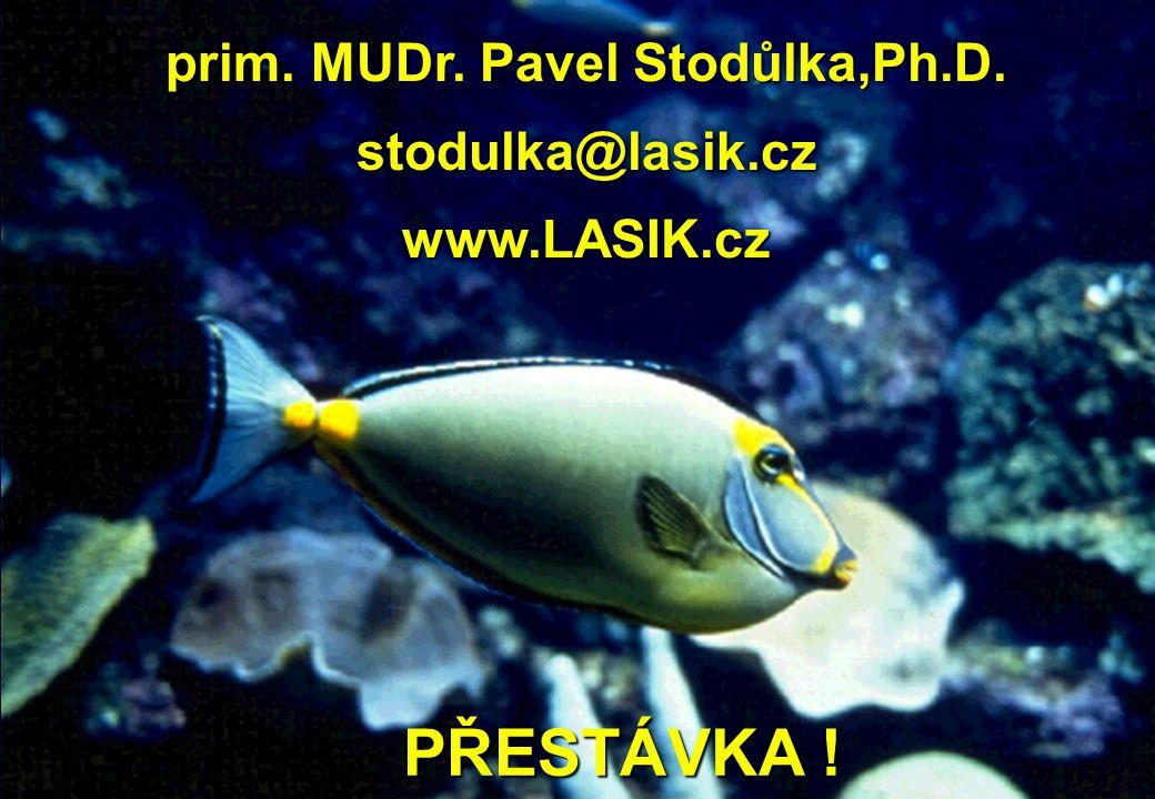 prim. MUDr. Pavel Stodůlka,Ph.D.