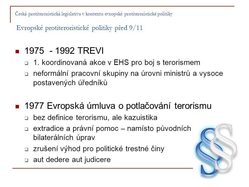 1977 Evropská úmluva o potlačování terorismu