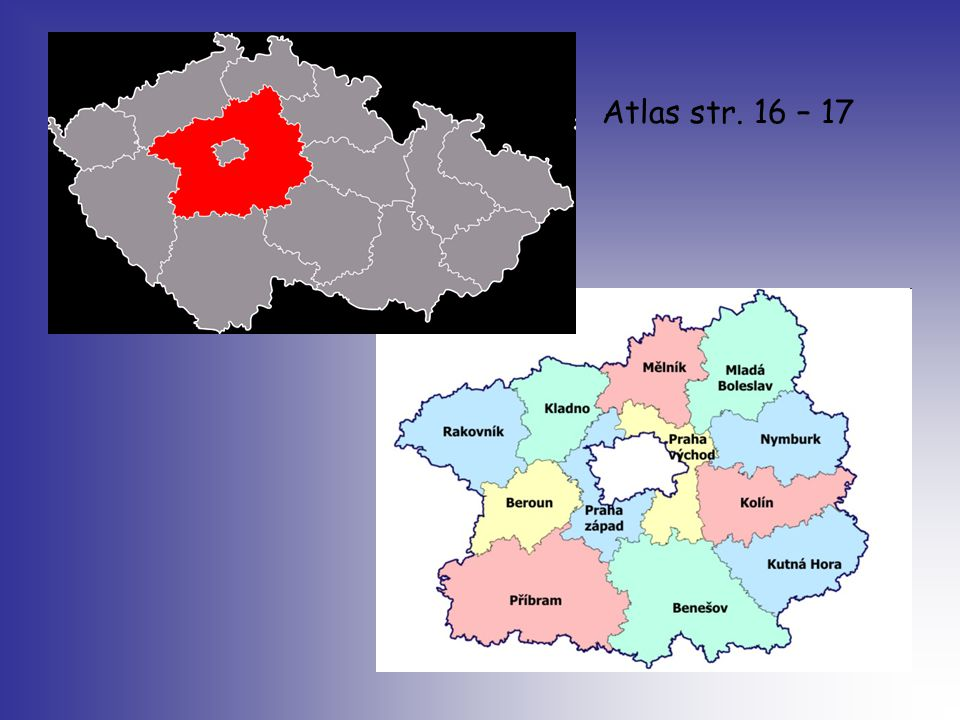 Atlas str. 16 – 17