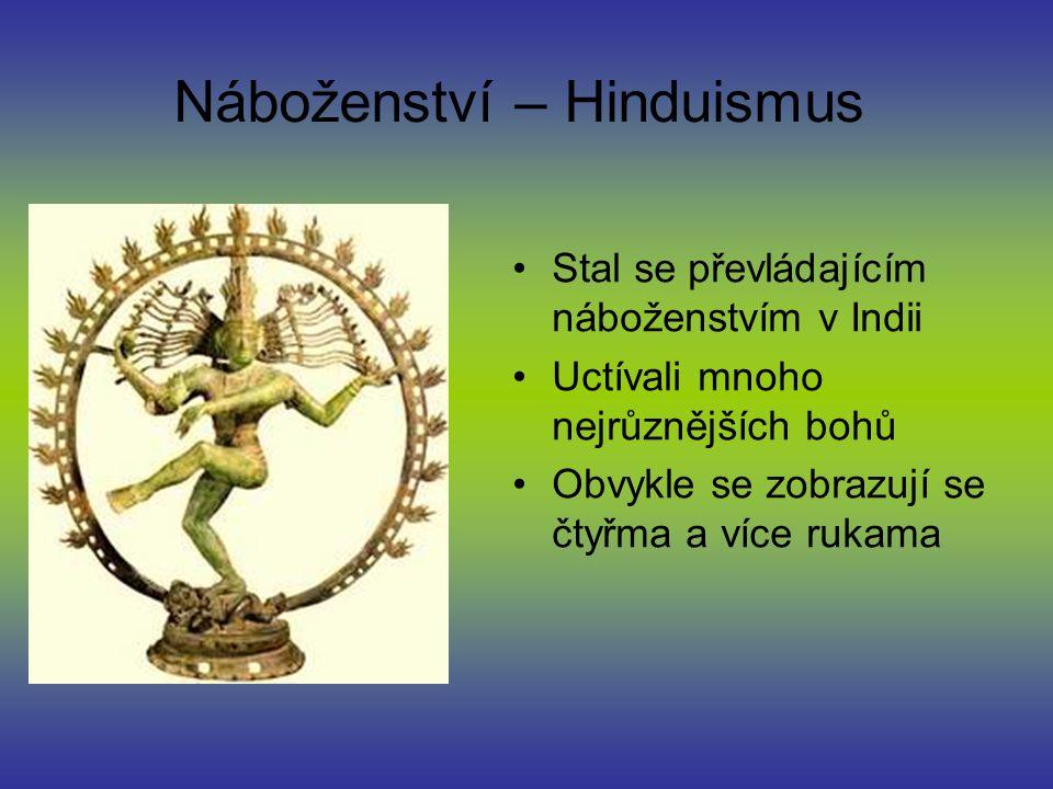 Náboženství – Hinduismus