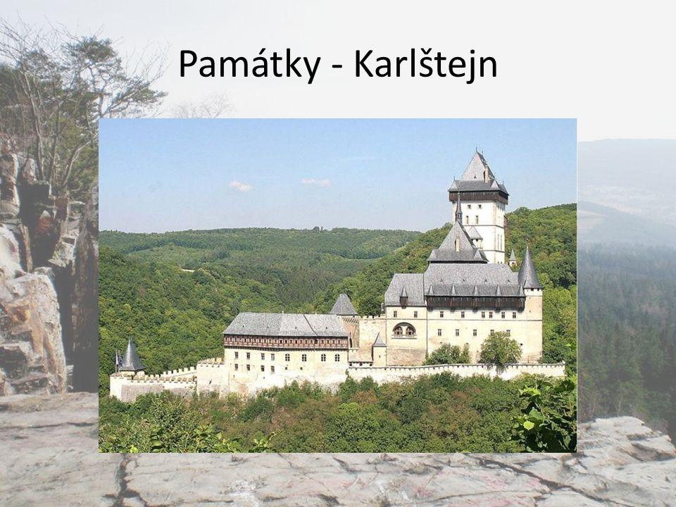 Památky - Karlštejn