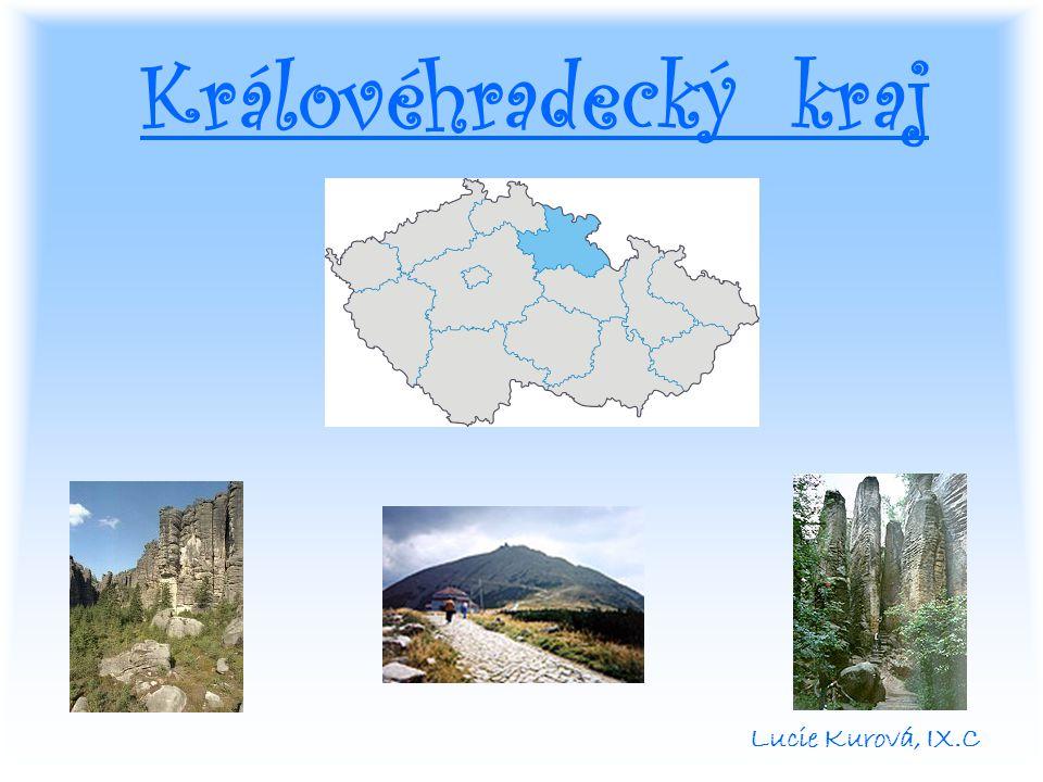 Královéhradecký kraj Lucie Kurová, IX.C