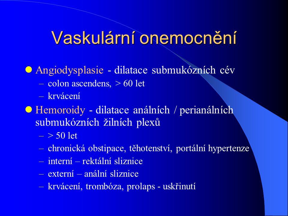 Vaskulární onemocnění