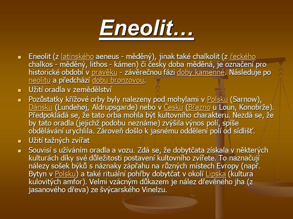 Eneolit…