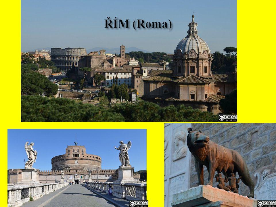 ŘÍM (Roma)