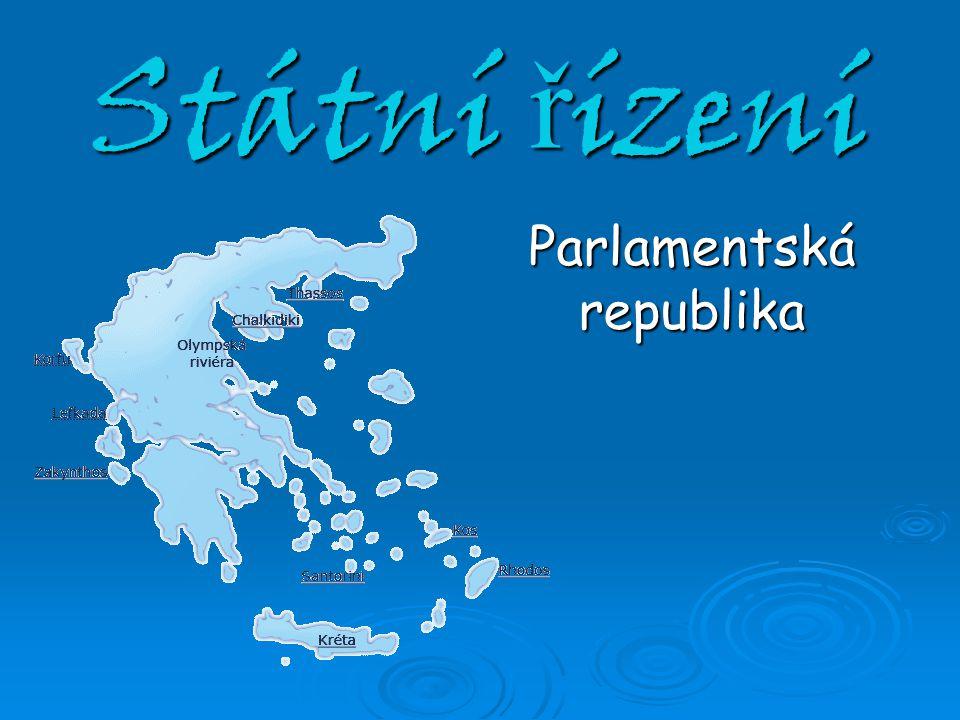 Parlamentská republika