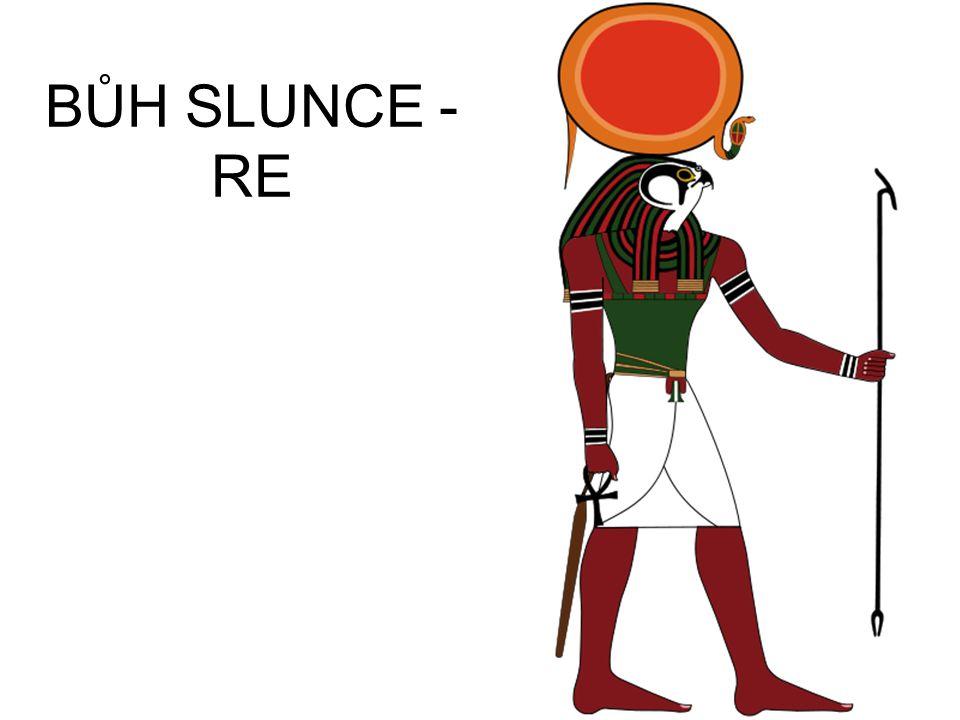 BŮH SLUNCE - RE