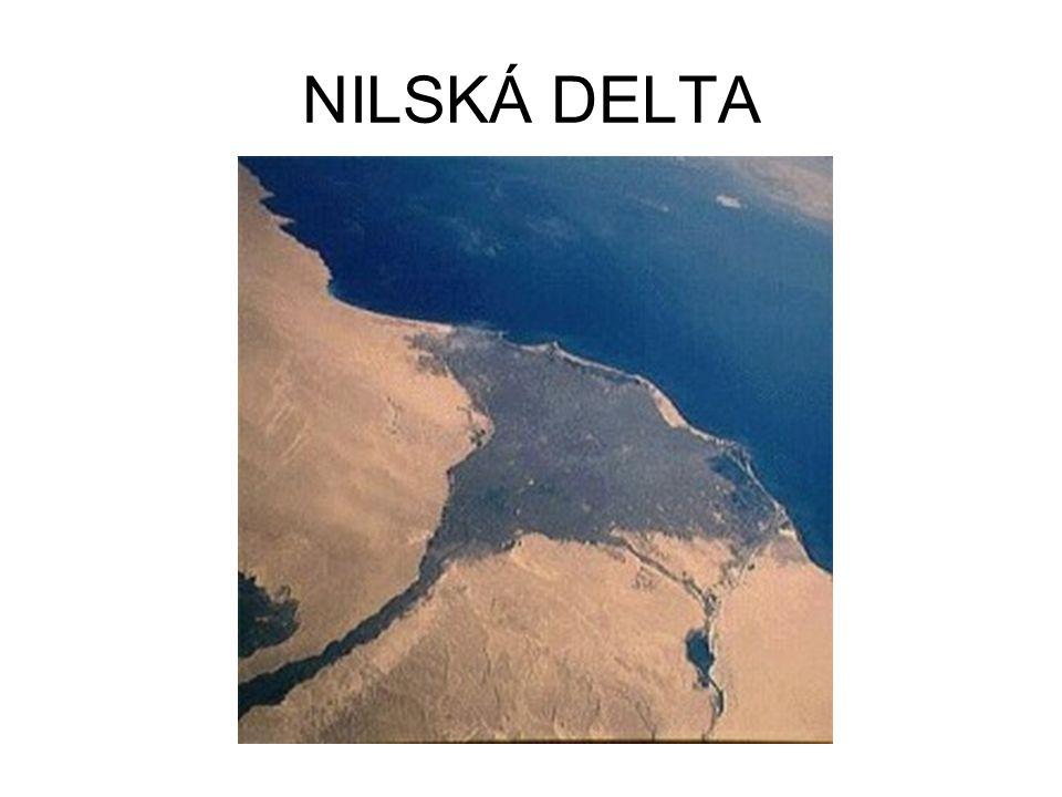 NILSKÁ DELTA