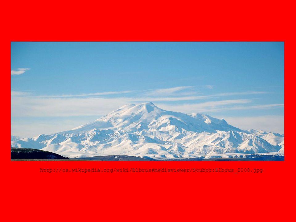 http://cs. wikipedia. org/wiki/Elbrus#mediaviewer/Soubor:Elbrus_2008