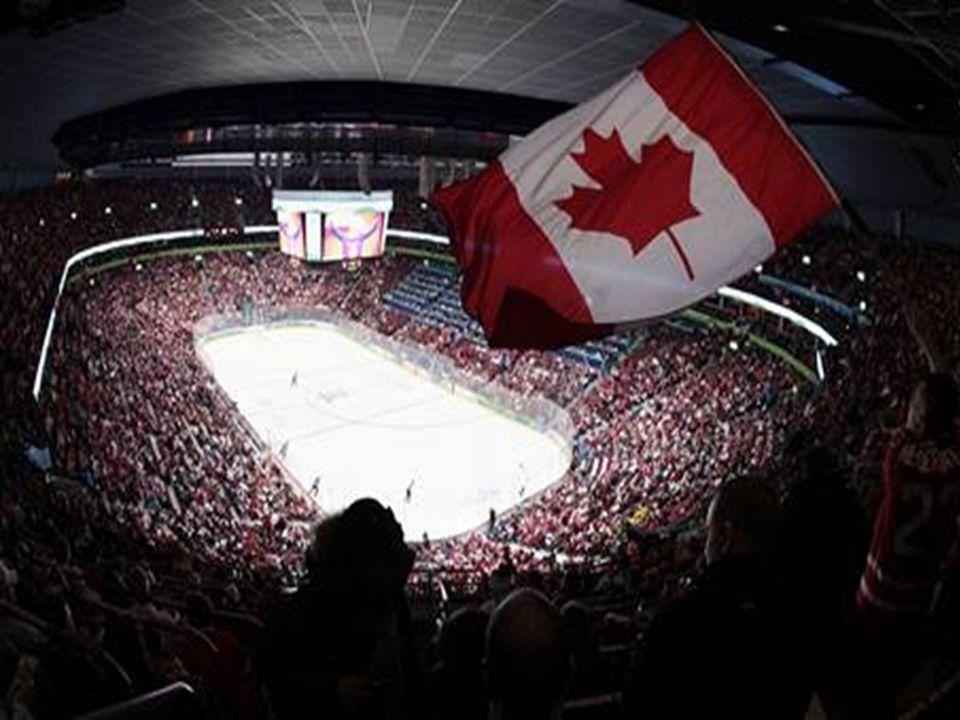Sport : Kanadskými oficiálními národními sporty jsou lední hokej (zimní sport) a lakros (letní).