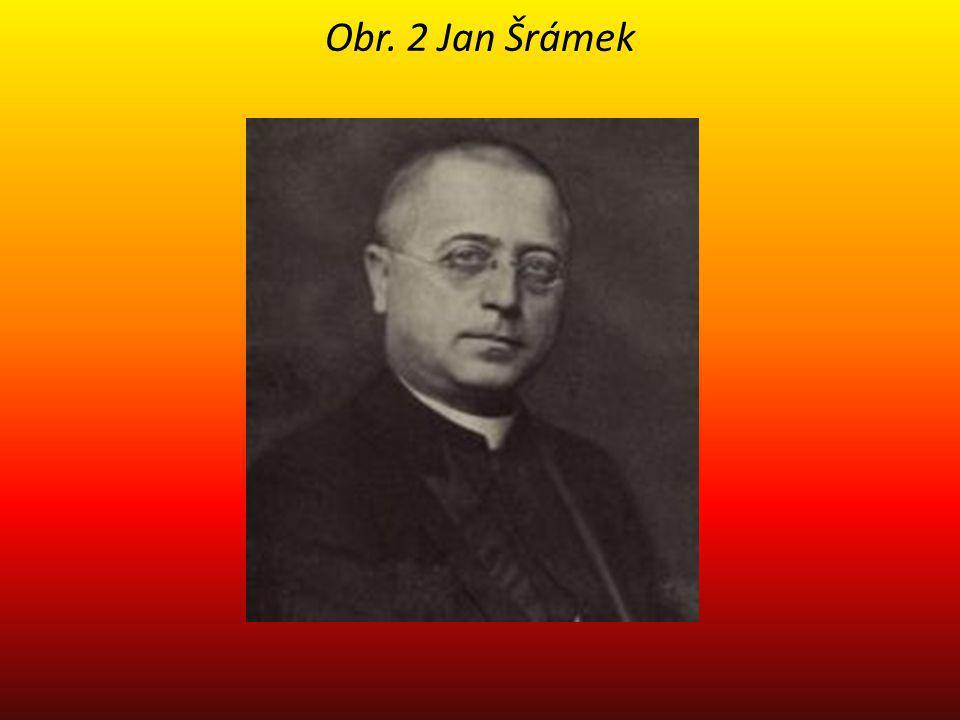 Obr. 2 Jan Šrámek