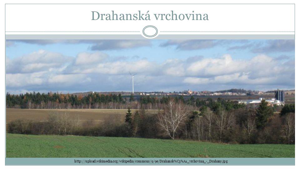 Drahanská vrchovina http://upload.wikimedia.org/wikipedia/commons/9/9e/Drahansk%C3%A1_vrchovina_-_Drahany.jpg.