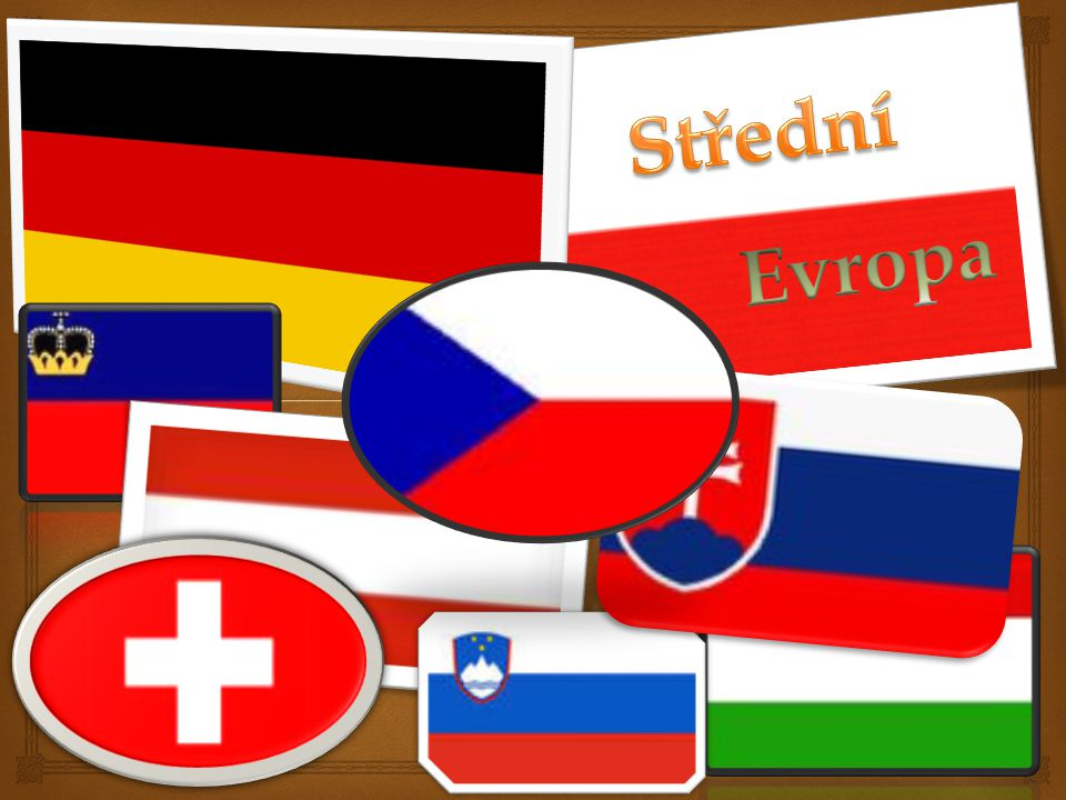 Střední ř Evropa