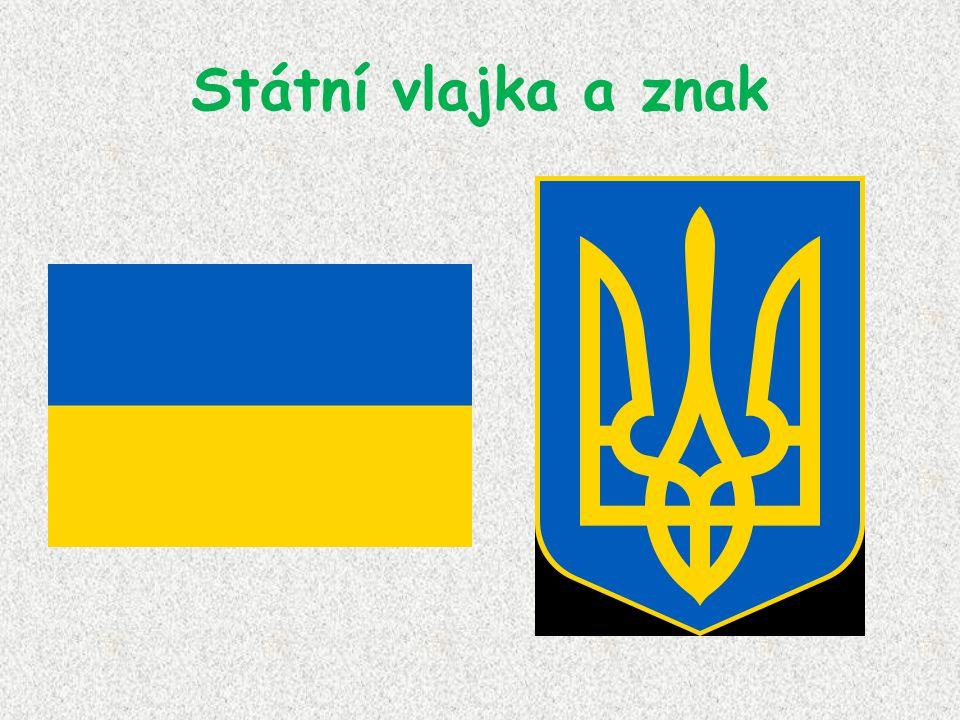 Státní vlajka a znak