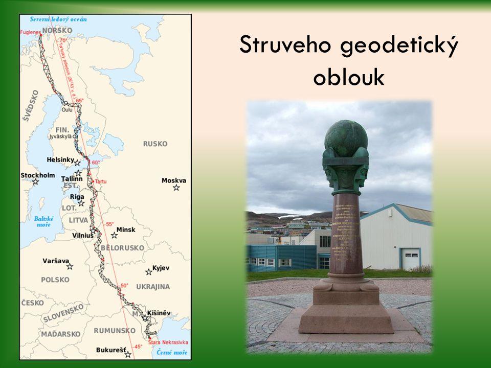 Struveho geodetický oblouk