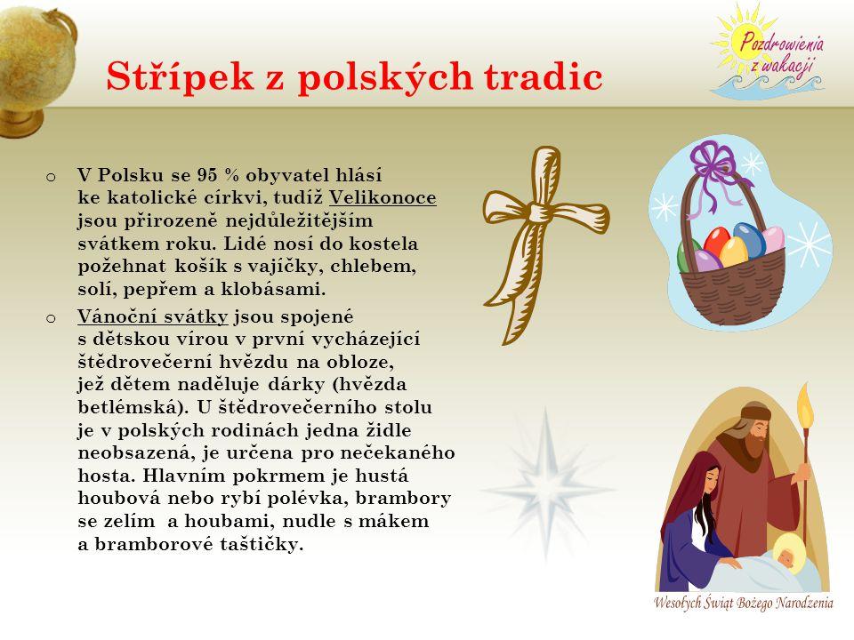 Střípek z polských tradic