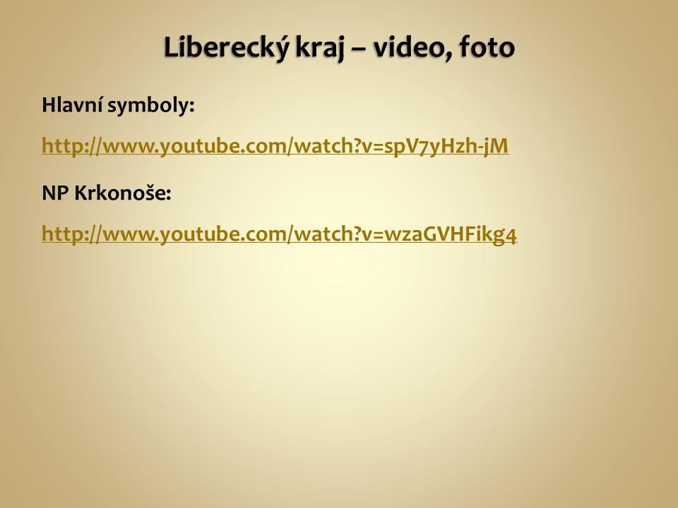 Liberecký kraj – video, foto