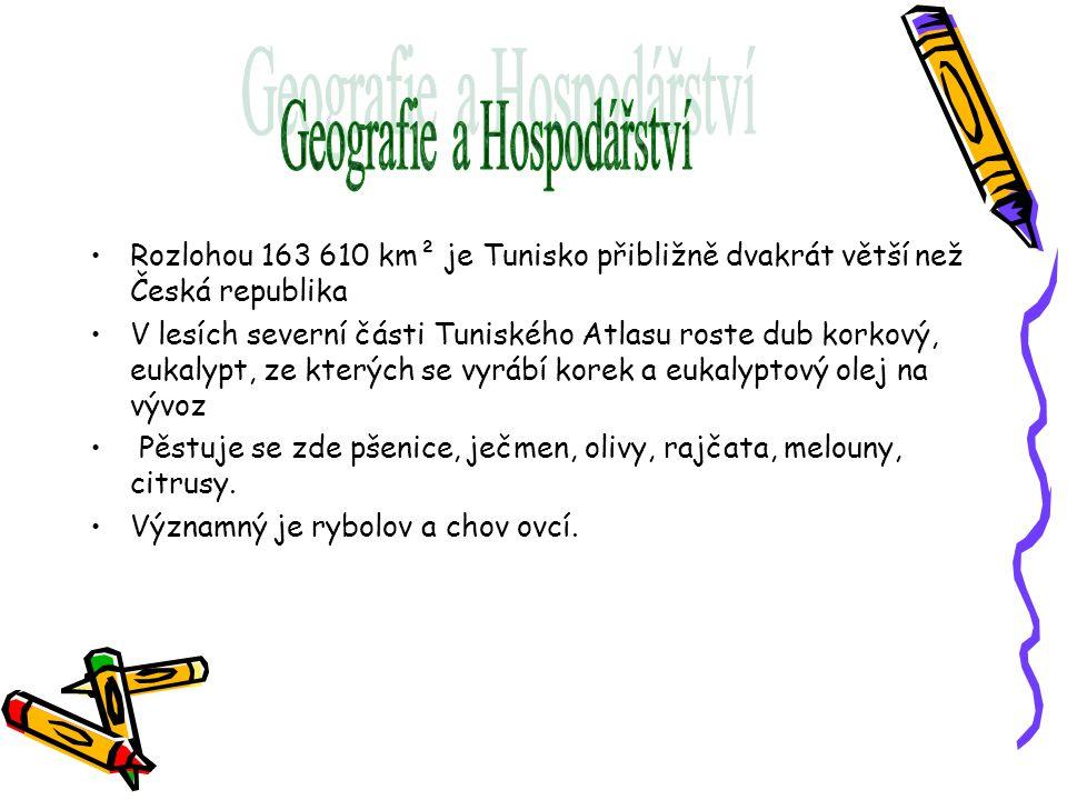 Geografie a Hospodářství