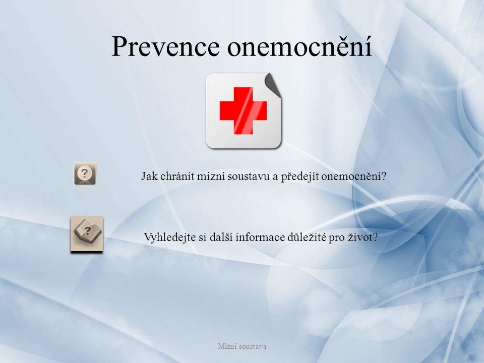 Jak chránit mizní soustavu a předejít onemocnění