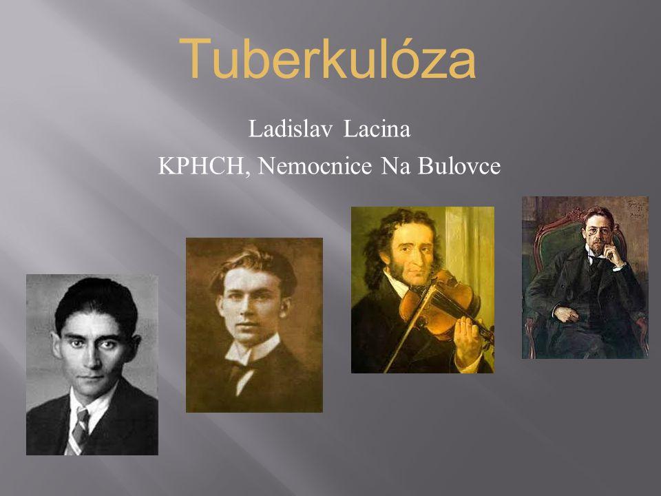 Ladislav Lacina KPHCH, Nemocnice Na Bulovce