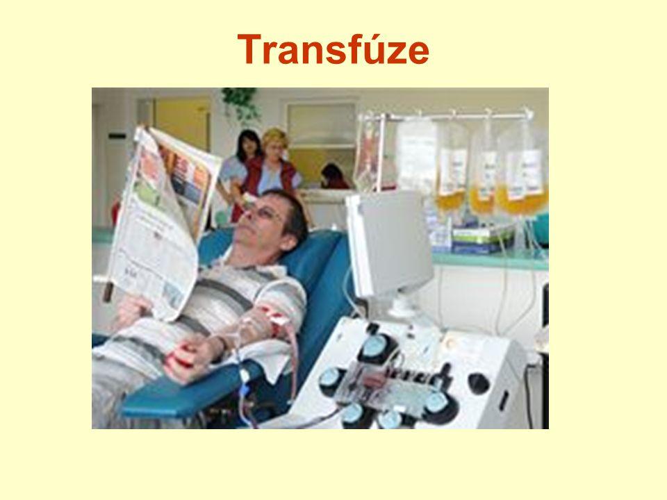 Transfúze