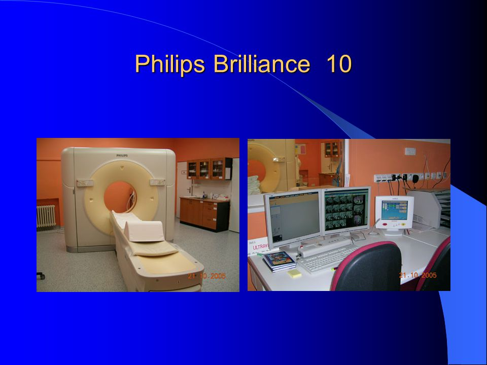 Philips Brilliance 10
