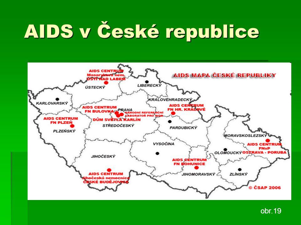 AIDS v České republice obr.19